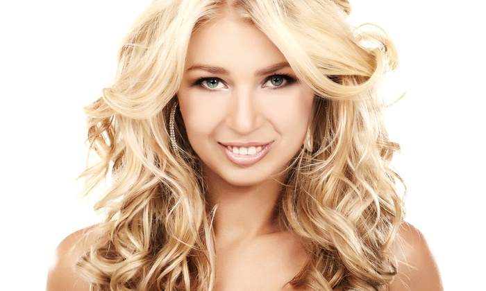 Hair by Jamshid - George Mixon: Haircut Package with Optional Partial or Full Highlights at Hair by Jamshid (Up to 57% Off)