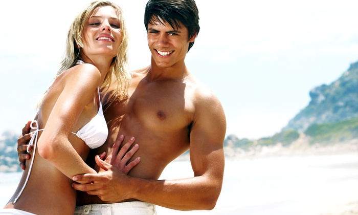 The Bronze Life - Eldorado: Two Custom Spray Tans with Added Slimming Solution at The Bronze Life (Up to 68% Off)