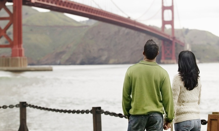 FOOT! Tour - San Francisco: Walking Tour for Two or Four from FOOT! (Up to 50% Off)