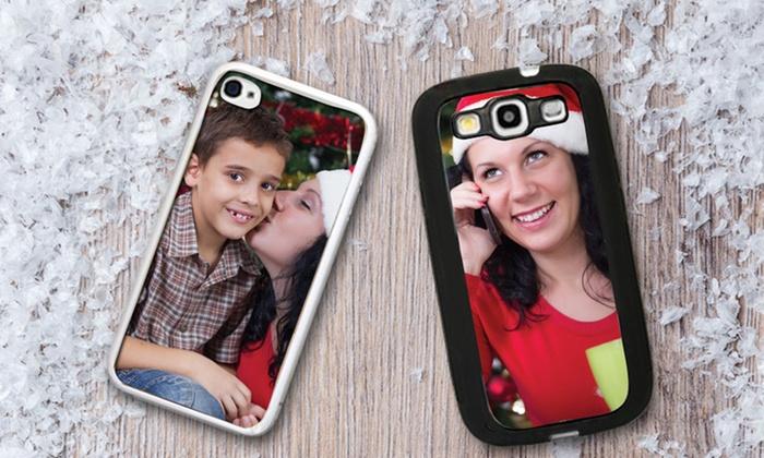 Printerpix Customized Phone Cases: Printerpix Customized Phone Cases for an iPhone or Samsung Galaxy. Multiple Styles from $9.99–$17.99.