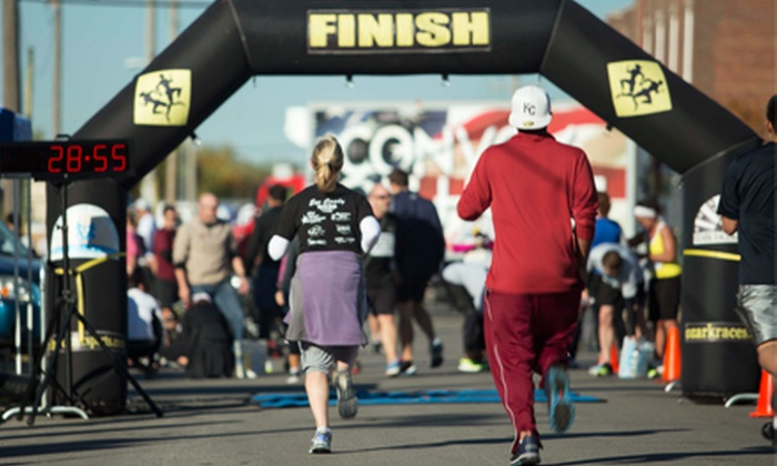 Running with Convoy - Loveland: One or Two Groupons, Each Good for Race Entry in the Running with Convoy 5K (Up to 52% Off)