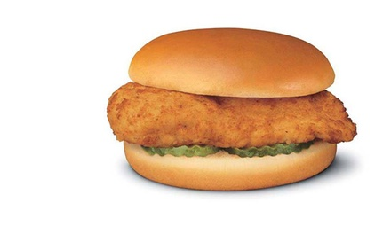 $6.99 for Three Groupons, Each Good for One Original or Spicy Chicken Sandwich at Chick-fil-A ($11.25 Value)