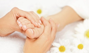 Naturalaser: IPL Fungal Nail Treatment: Three Sessions for £39 at Naturalaser