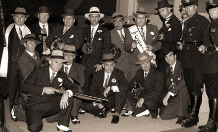Underworld of Las Vegas' Organized Crime Ring Mob Tour for One, Two or Four from Las Vegas Mob Tours (Up to 56% Off)