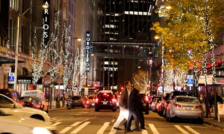 Seattle Holiday Walking Tour for Two from Seattle By Foot (42% Off). 24 Options Available.