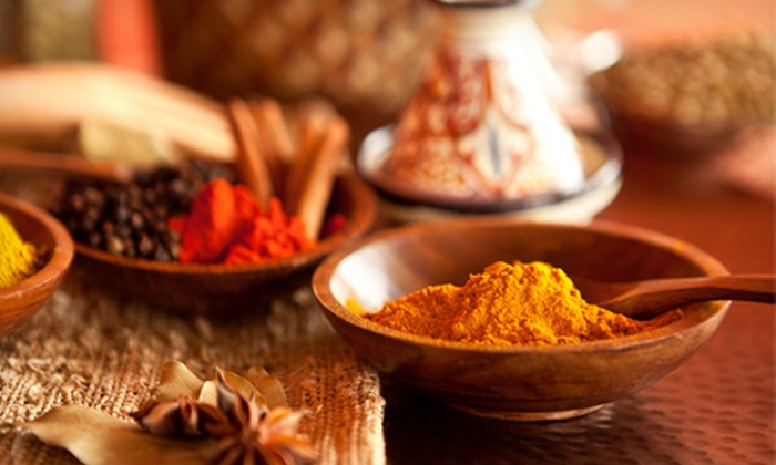 Masala Indian & Thai Cuisine - Masala Indian & Mediterranean Cuisine: Three-Course Dinner for Two or Four at Masala Indian & Thai Cuisine (Up to 52% Off)