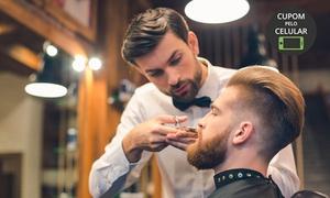 Bigode Grosso: Corte de cabelo e barba  no Bigode Grosso – Capão Raso