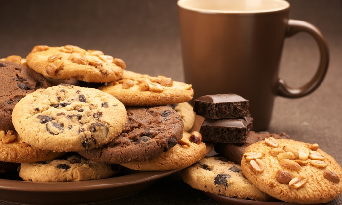 Get Up And Go: $19 for 12 Caffeinated Chocolate-Chip Cookies at Get Up and Go Ventures LLC ($29.99 Value)