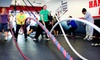 Fit Code - Multiple Locations: 5, 10, or 15 Boot-Camp Classes with Nutrition and Fitness Assessments at Fit Code (Up to 84% Off)