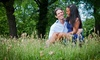 """Spoon Photo & Design: $69 for One-Hour Engagement Photo Shoot with 5""""x7"""" Print and Three Digital Photos ($237 Value)"""