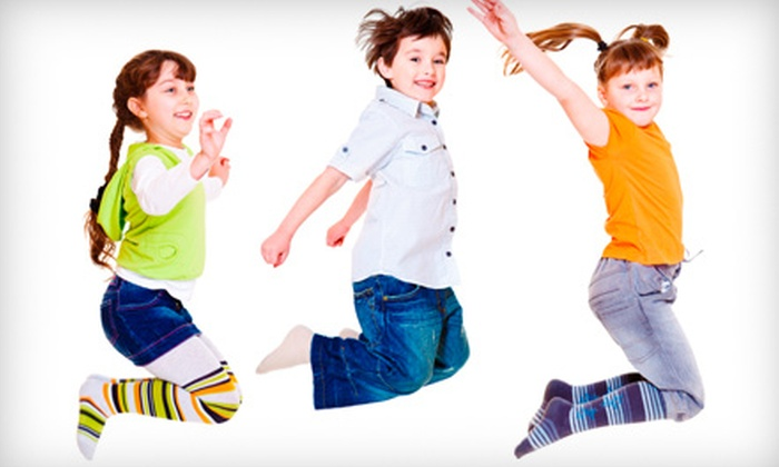 Bella Fitness - Glendale: 10 or 15 Kids' Zumba Classes or a Zumba Party for Up to 12 Kids at Bella Fitness (Up to 74% Off)