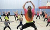 Zumba with Eliana Oliver - Starting 9/8:: Five or Ten Zumba Classes at Zumba with Eliana Oliver (Up to 51% Off)
