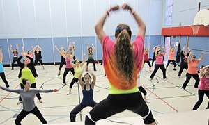 Zumba With Eliana Oliver: 5 or 10 Zumba Classes at Zumba With Eliana Oliver (Up to 52% Off)
