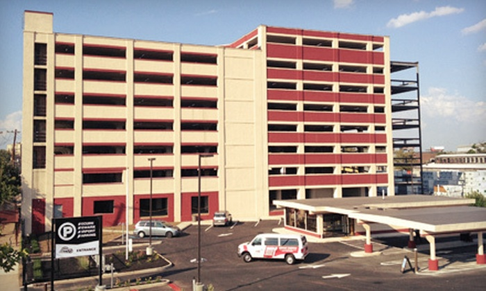 SNAP Indoor Parking Garage - SNAP Parking: $12 for Two Days of Secure Indoor Airport Parking at SNAP Indoor Parking Garage ($25.98 Value)