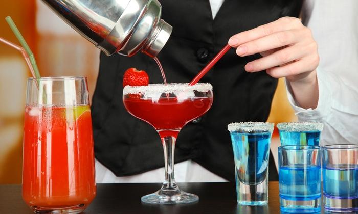 Ermes: Corso online per diventare barman da 14,90 €