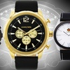Men's Black Watches: Balmer, Louis Richard and More