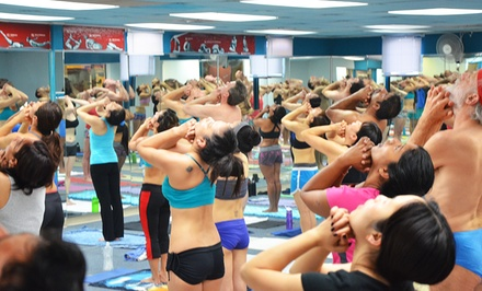 Three- or Six-Month Unlimited Membership to Bikram Yoga Santa Clara (Up to 62% Off)