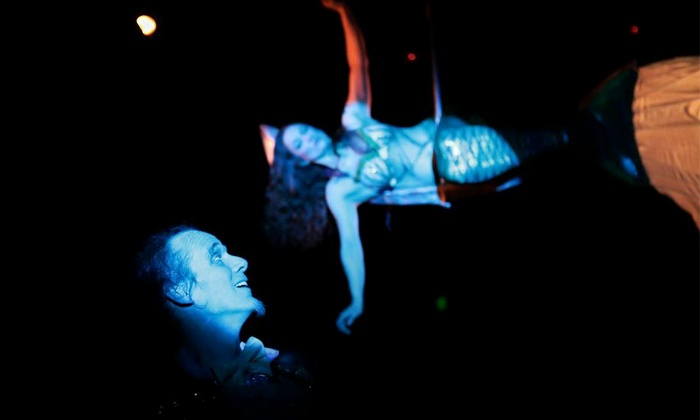 Frank Olivier's Twisted Cabaret - Hale's Palladium: Frank Olivier's Twisted Cabaret at Hale's Palladium on Theatre February 15–23 (Up to 63% Off)