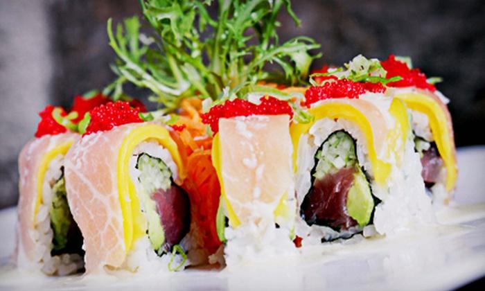 o-toro - Wayne: $20 for $40 Worth of Sushi and Tapas at o-toro