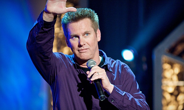 Brian Regan Comedy Show  - Fox Theater at Foxwoods Resort Casino: Brian Regan Comedy Show for Two at MGM Grand Theater in Mashantucket on Friday, July 27, at 8 p.m. (Up to $104 Value)