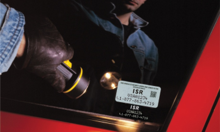 Retaina Group LLC /Optic-Kleer USA - Fort Worth: $99 for Full Vehicle Security Marking at Retaina Group LLC/Optic-Kleer USA ($199 Value)