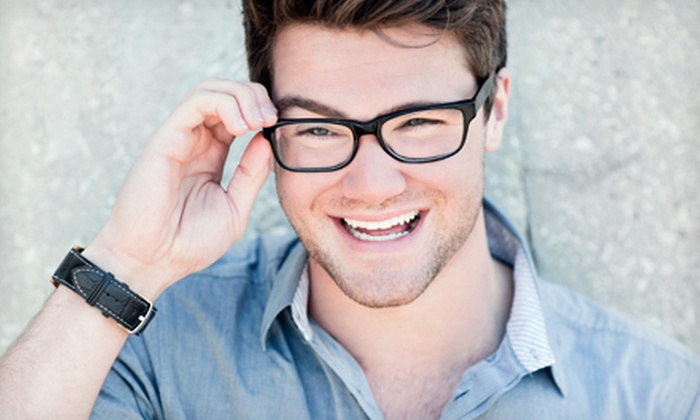 Philadelphia Eyeglass Labs - Philadelphia Eyeglass Labs: Frames and Lenses with Option for Eye Exam at Philadelphia Eyeglass Labs (Up to 79% Off)