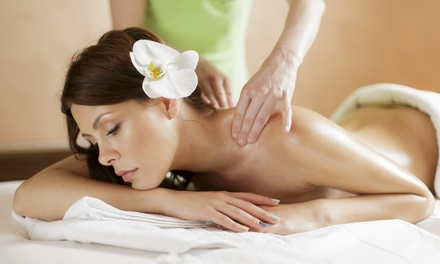 60-Minute Full-Body Massage at Soul Tree (49% Off)