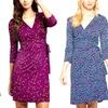 Emma & Michele Wrap Dresses