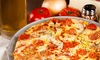 43% Off Large Pizzas and Beers at Mad Meatball