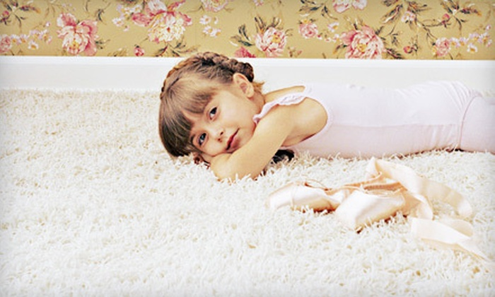 360 Carpet Cleaners - Seattle: Two or Four Rooms of Carpet Cleaning and Scotchgard Protection from 360 Carpet Cleaners (Up to 67% Off)