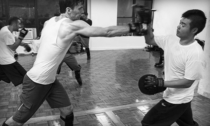 JKD NYC - Clinton: One or Three Private or Semiprivate Self-Defense Personal-Training Sessions at JKD NYC (Up to 56% Off)