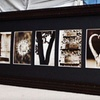 56% Off Custom Framed Name from Frame The Alphabet