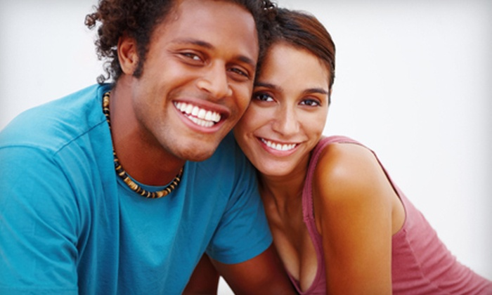Skinner Ossakow & Associates - Multiple Locations: Dental Exam, Cleaning, and X-rays with Optional Teeth Whitening at Skinner Ossakow & Associates (Up to 83% Off)