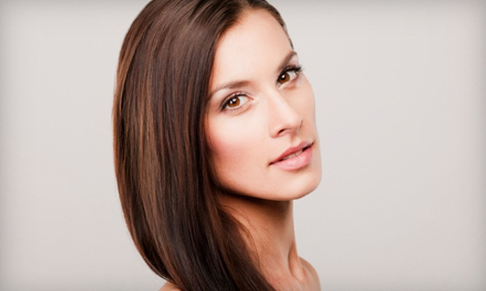 Tres Belle Salon & Spa - Mineola: One or Two Keratin Complex Express Blowouts at Tres Belle Salon & Spa (Up to 57% Off)