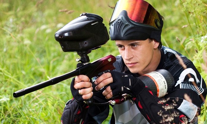 Family Paintball Center - Homestead: Paintball Outing for Two, Four, Six, or Ten at Family Paintball Center (Up to 63% Off)