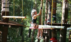 Xtreme park : Zabawa na wysokości: bilet wejścia na dowolną trasę dla 2 osób za 29,99 zł i więcej opcji w Xtreme Park (-40%)