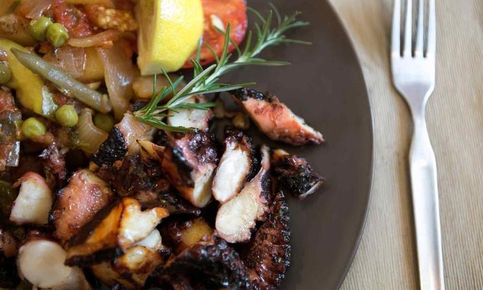 Alexandria Mediterranean Cuisine - Novi: Mediterranean Food for Dinner, Valid Sunday–Thursday or Any Day at Alexandria Mediterranean Cuisine (50% Off)