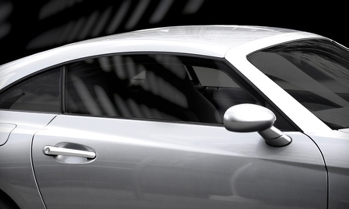 Advance Auto Solutions - Rich Coppermine Estate: Window Tinting for a Two- or Four-Door Car at Advance Auto Solutions (Up to 74% Off)