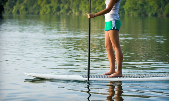 Marsh Creek Watersports - Marsh Creek State Park : Two-Hour Kayak or Paddleboard Rental for One or Two from Marsh Creek Watersports (Up to 55% Off)