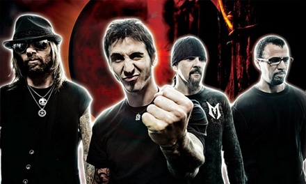 Rockstar Energy Uproar Festival: Godsmack, Seether, Skillet, and More at Jones Park on August 31 (Up to 51% Off)