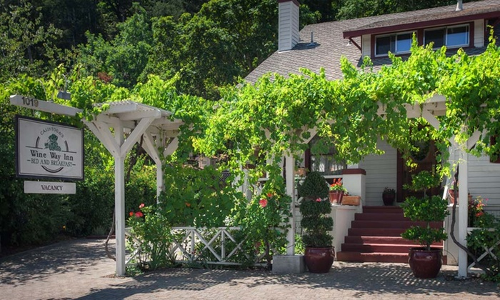 Bed And Breakfast Napa Groupon