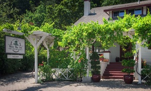 B&B Stay with Wine Tastings in Napa Valley