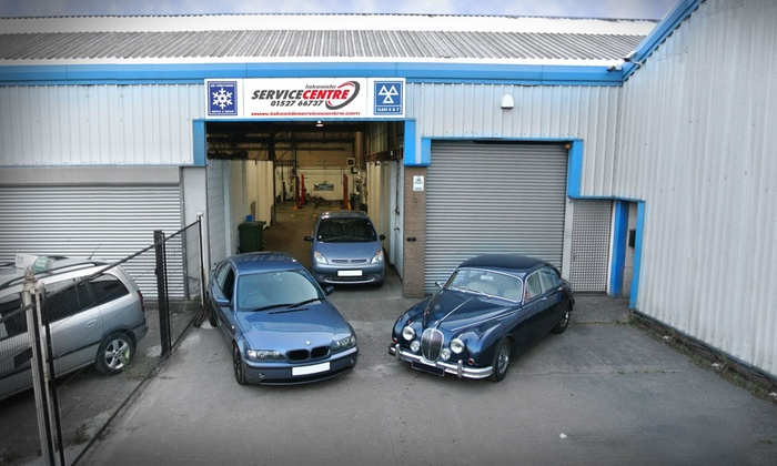Lakeside Service Centre - Lakeside Service Centre Limited: MOT Test and Winter Check at Lakeside Service Centre (Up to 67% Off)