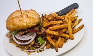 The Praire Tap House: Upscale Comfort Food and Drinks at The Prairie Tap House (Up to 45% Off)