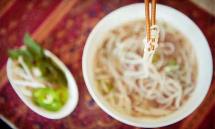 Angelina's Pho & Grill - West Glen Community Association: $10 for $20 Worth of Vietnamese Cuisine at Angelina's Pho & Grill