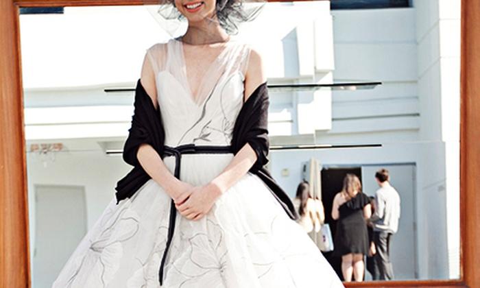 The Wedding Salon - The Metropolitan Pavilion: $25 for The Wedding Salon Bridal Show for Two at The Metropolitan Pavilion on November 11 at 4 p.m. ($75 Value)
