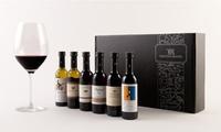 GROUPON: 70% Off Delivered Wine from Tasting Room Tasting Room
