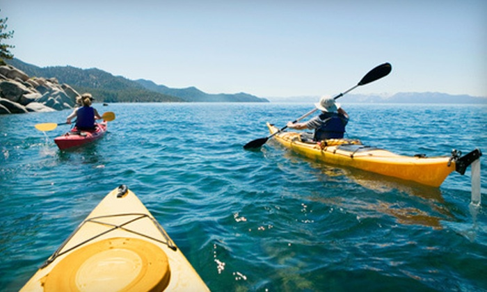 Bowen Island Sea Kayaking - Snug Cove: One- or Two-Person Kayak Rental from Bowen Island Sea Kayaking (Up to 55% Off)