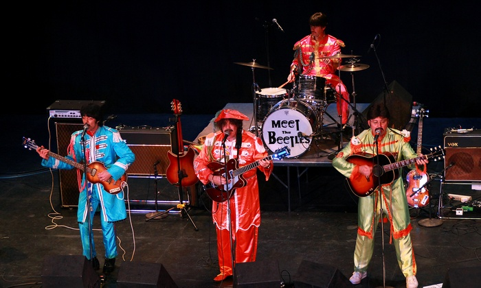 Meet The Beetles - Chicago: Two-Hour Beatles Tribute Show with Meet the Beetles (Up to 60% Off). Two Options Available.
