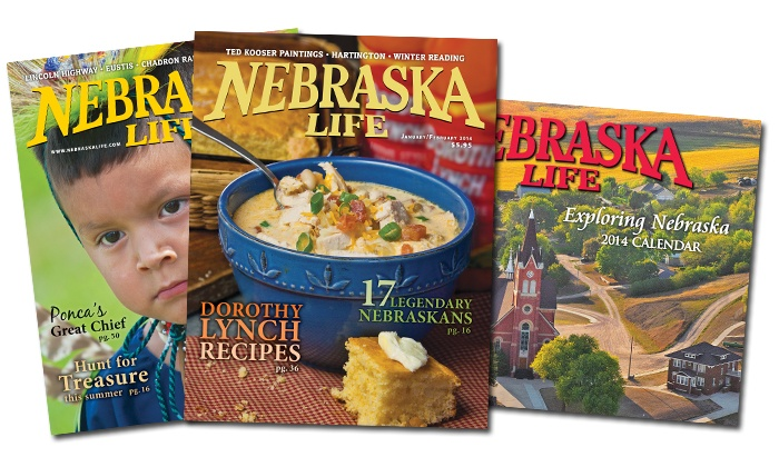 "Nebraska Life Magazine - West Side: One- or Two-Year Subscription to ""Nebraska Life"" Magazine and Calendar (Up to 54% Off)"